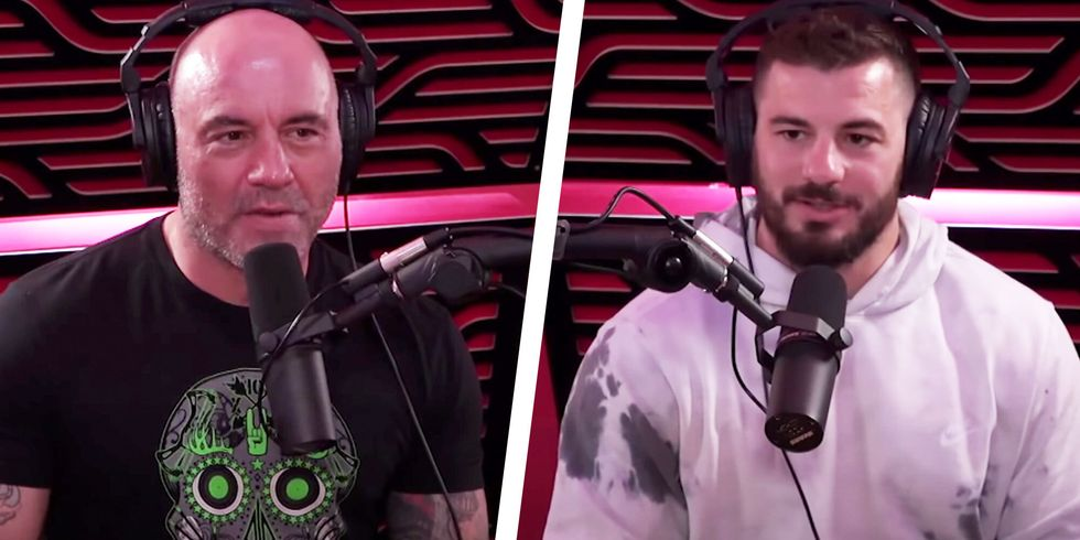 Mat Fraser Told Joe Rogan How His First CrossFit Competition Began as a Bet