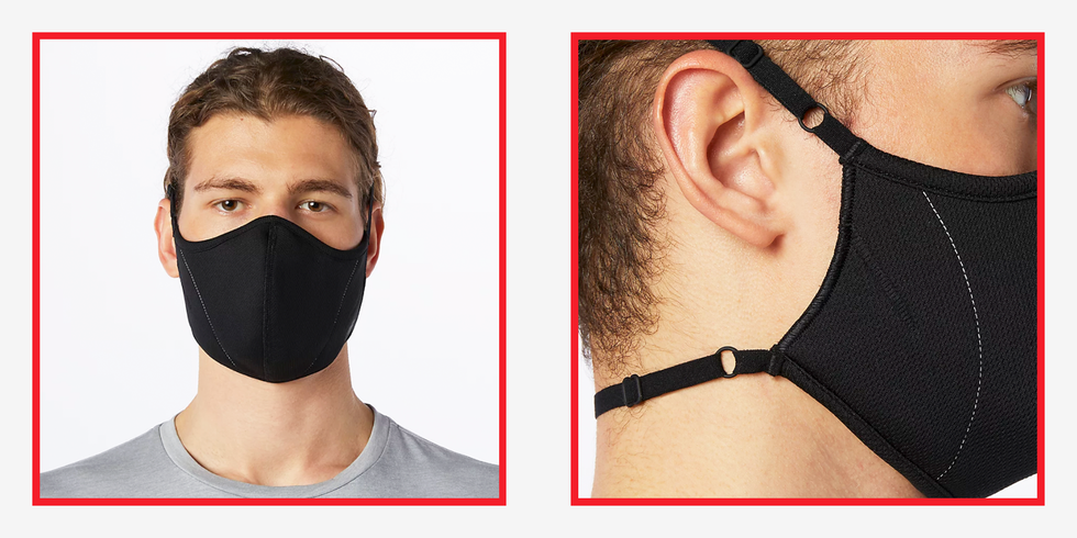 New Balance Just Released the Active Performance Face Mask for Workouts thumbnail