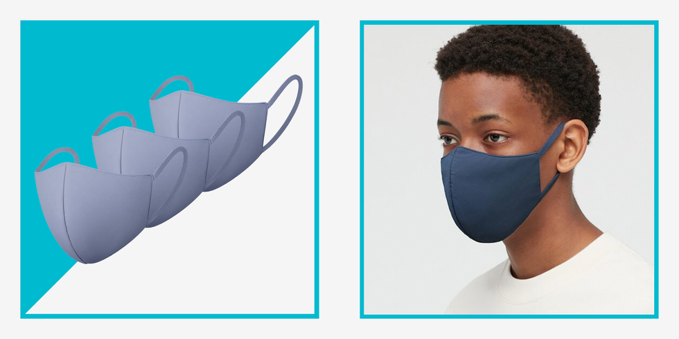 Uniqlo's Best-Selling AIRism Face Mask Is Now Available in Two New Color Options thumbnail