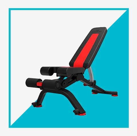 Exercise equipment, Exercise machine, Line, Bench, Sports equipment, Furniture,