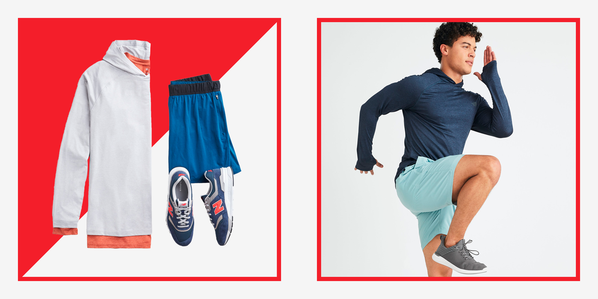 Stitch Fix Is Helping Guys Upgrade Their Workout Gear Without Having to Shop