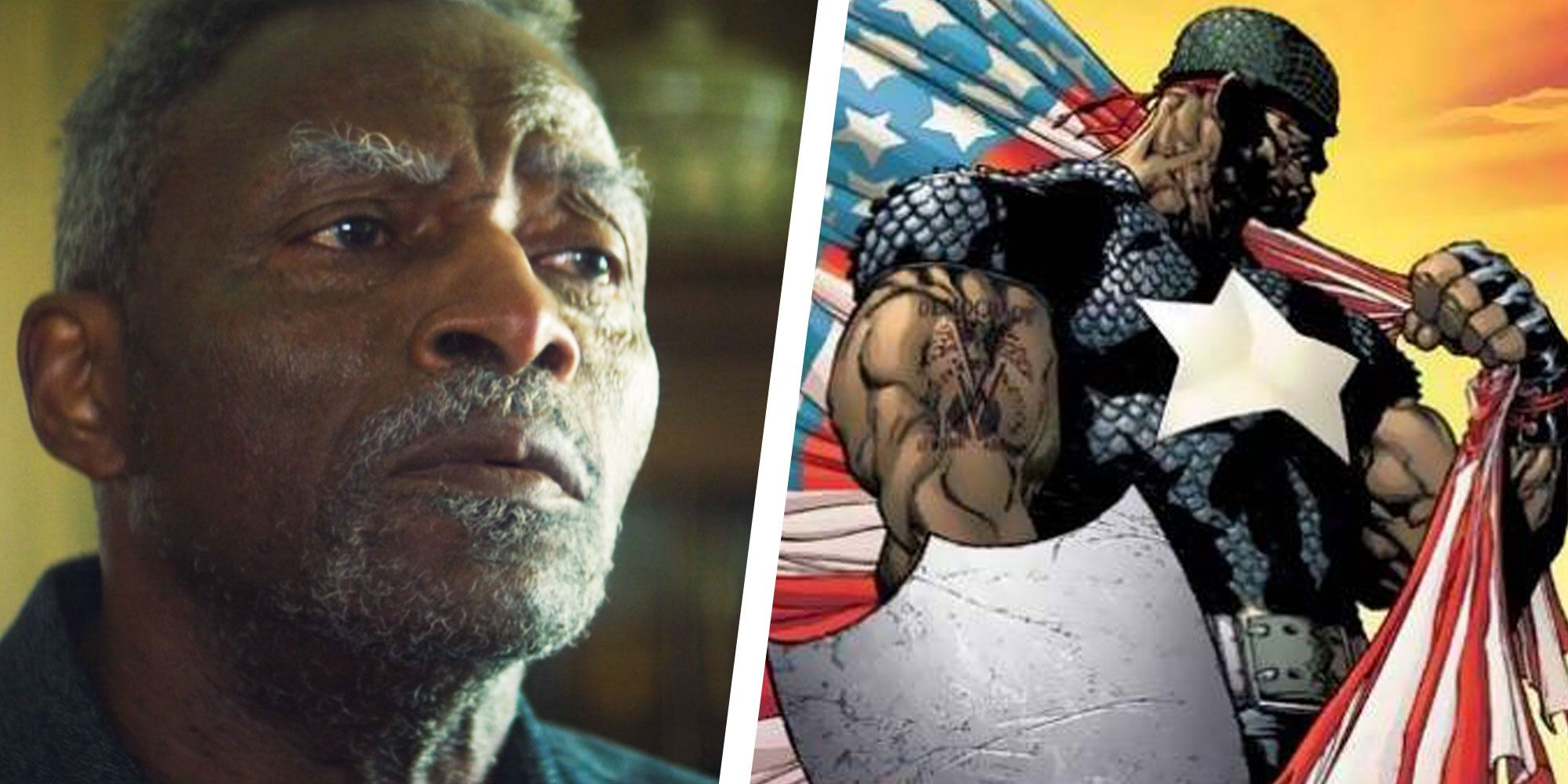 Who Is Isaiah Bradley? - The Falcon and the Winter Soldier Introduces Patriot's Grandfather
