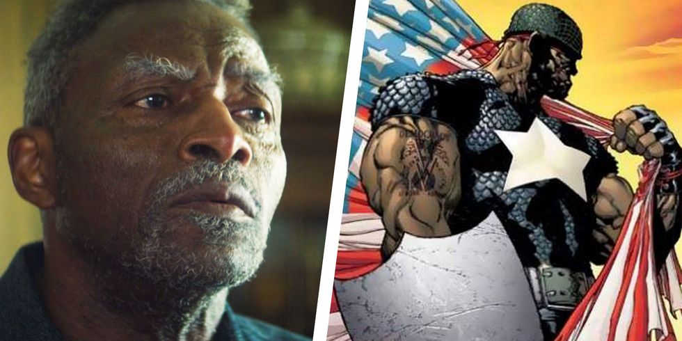 <em>The Falcon and the Winter Soldier</em> Introduces Isaiah Bradley, the 'Black Captain America' thumbnail