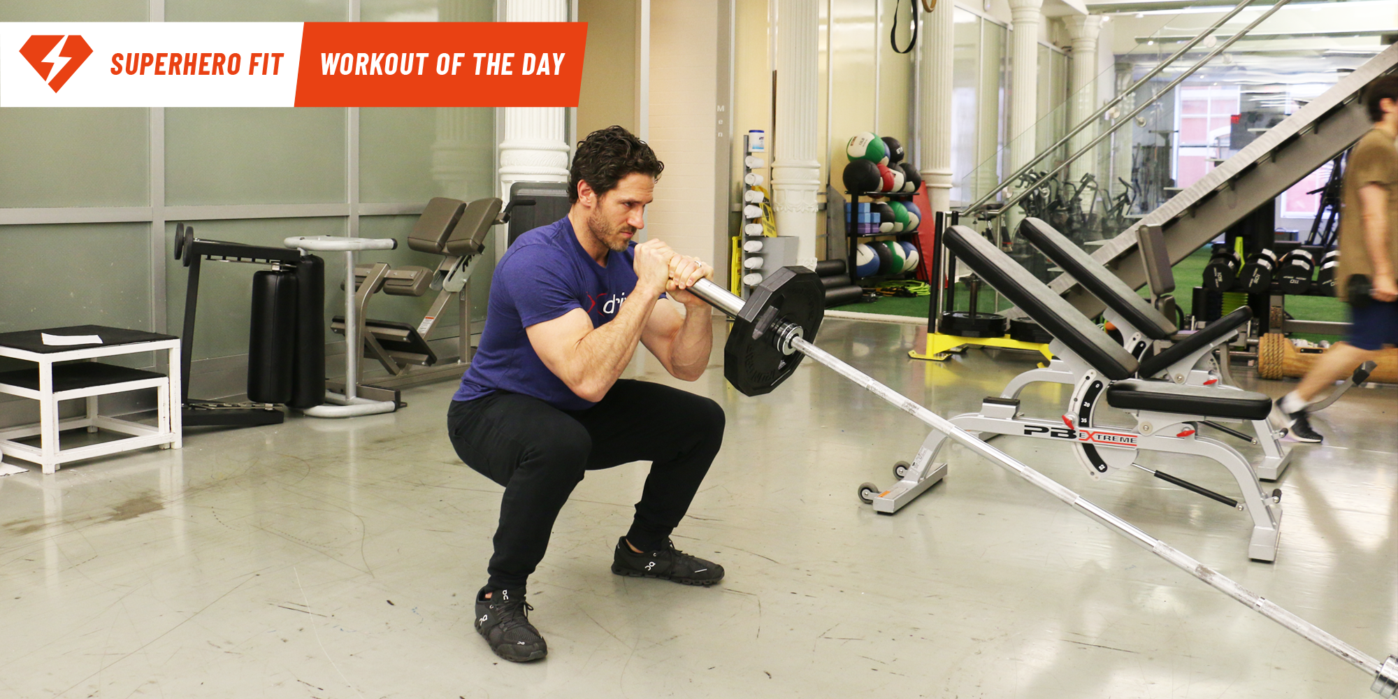 This Lower Body Move Develops Super-Powered Legs