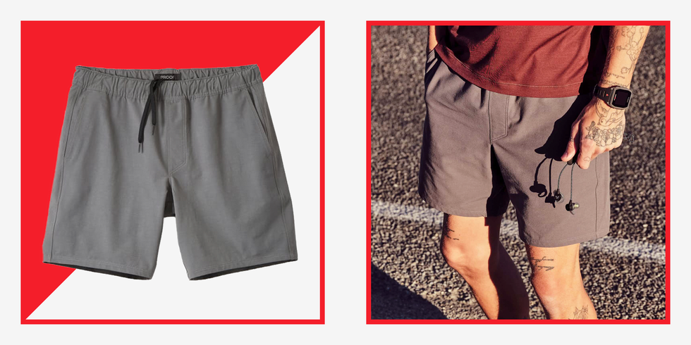 The 20 Best Men's Gym Shorts to Wear This Spring
