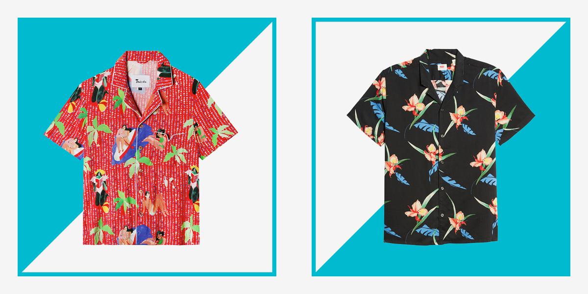15 Shirts That Prove the Hawaiian Trend Isn't Cheesy