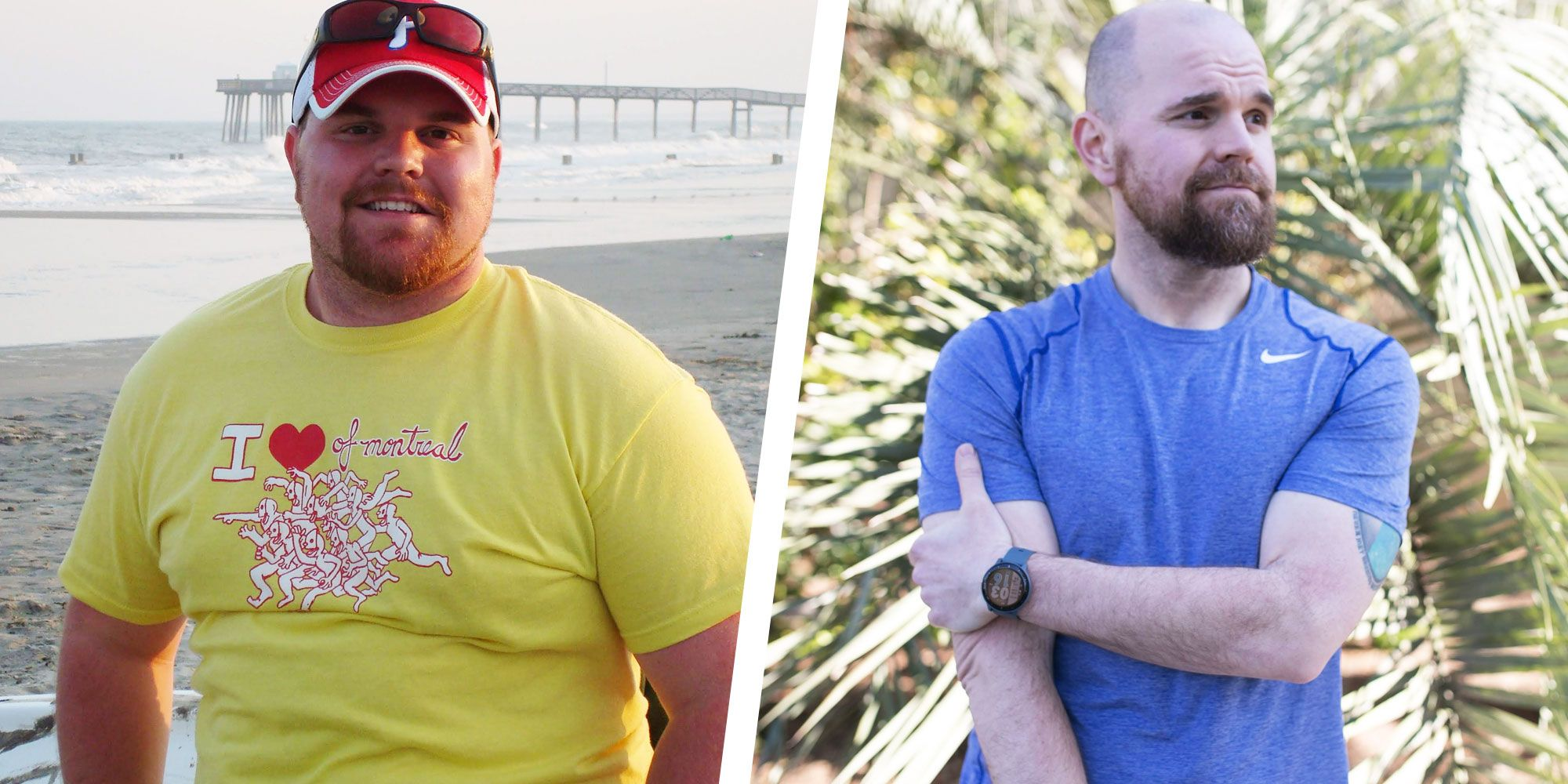 Intermittent Fasting Helped This Ex-Football Player Lose More Than 100 Pounds