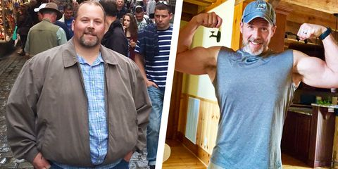 Matt Clemente Weight Loss Transformation