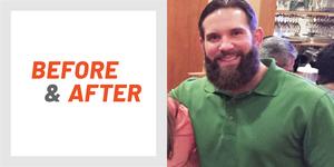 27キロダイエット成功、40歳男性「いまが人生で最高の体調です」Jason Priest