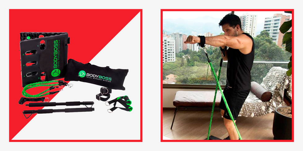 BodyBoss' 2.0 Home Gym Resistance Bands System Is on Sale Today thumbnail