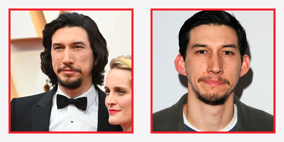 How To Get Adam Driver Hair (At Any Length)
