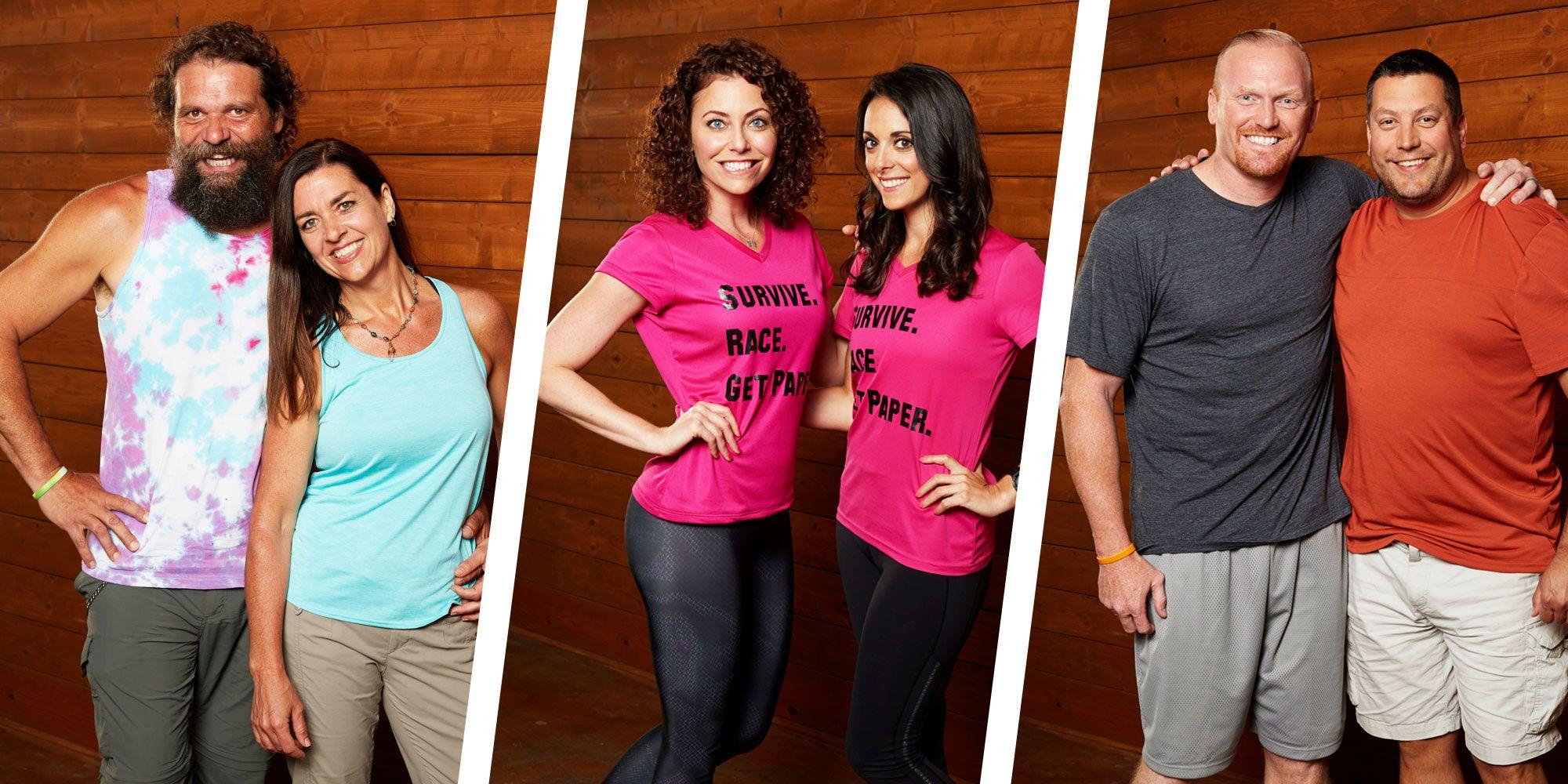 Meet the 6 Survivor Contestants Battling It Out on The Amazing Race Season 31