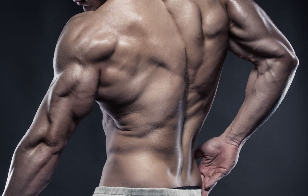 The 4 Minute Back Workout That Targets Your Lats