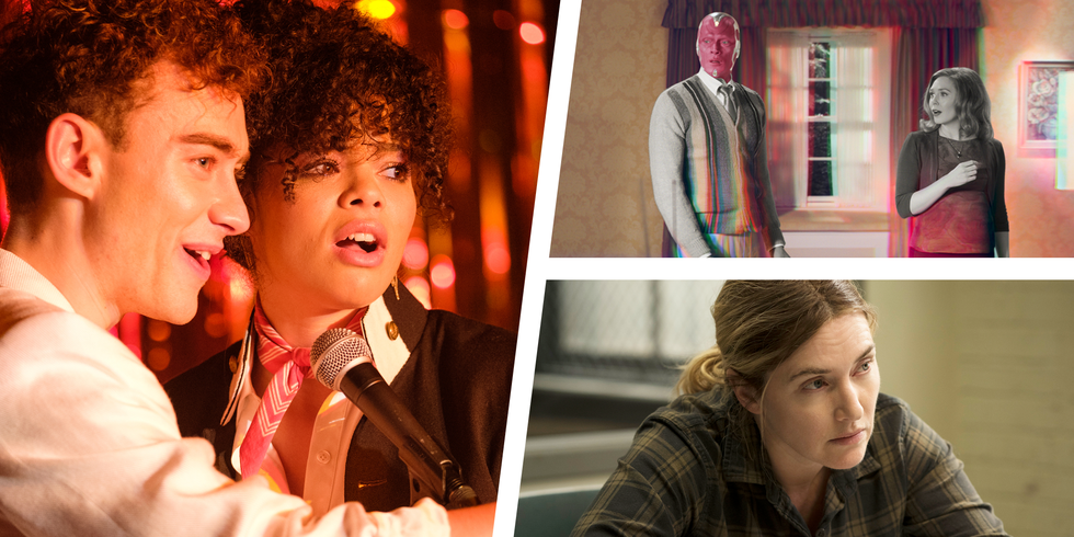 The 7 Best New Shows of 2021 (and 22 More We Can't Wait For)