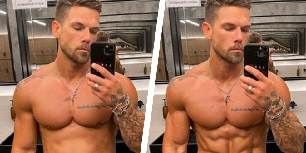 A Fitness Model's 'One Second Transformation' Proves Instagram Isn't Reality