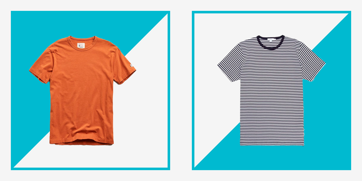 11 Fascinating Facts You Probably Didn't Know About T-Shirts
