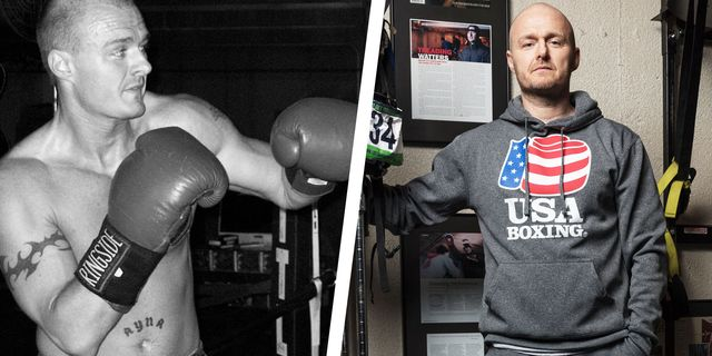 jeff watters addiction boxing therapy transformation story