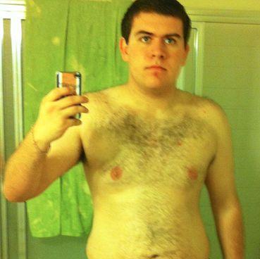 Barechested, Chest, Abdomen, Muscle, Bodybuilder, Stomach, Trunk, Swim brief, Chest hair, Model,
