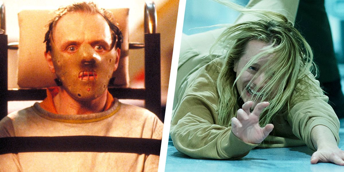 Here Are 40 Horror Movies You Didn T Know Are Based On Novels