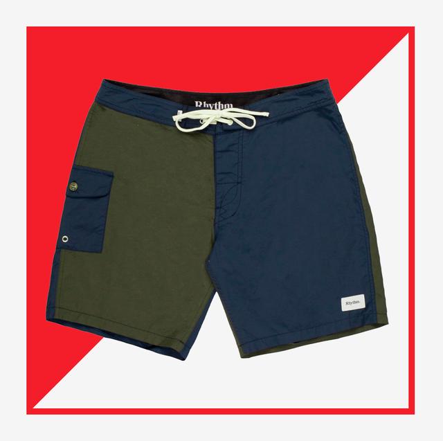 best board shorts and surfer wearing board shorts