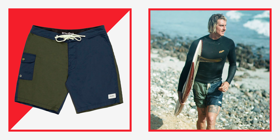The 30 Best Board Shorts for Men to Wear This Summer