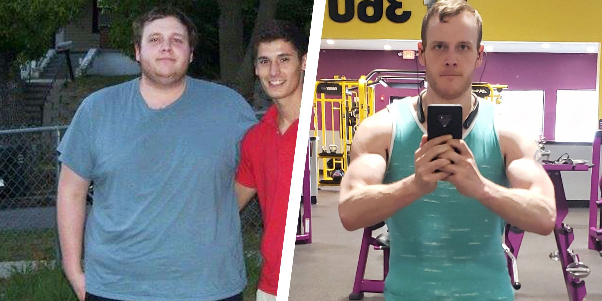 How the Keto Diet Helped This Guy Lose More Than 100 Pounds and Get Jacked