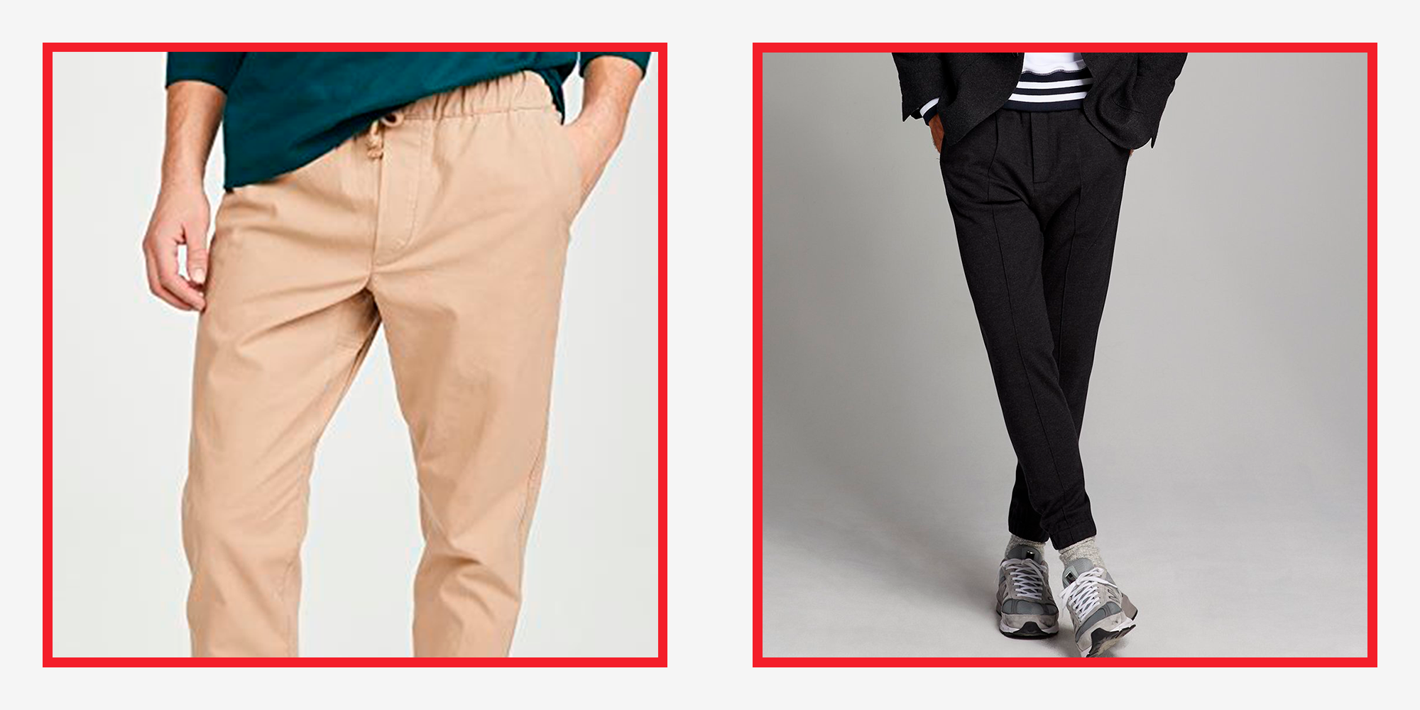 10 Drawstring Pants That Will Help You to Finally Ditch Your Quarantine Sweats