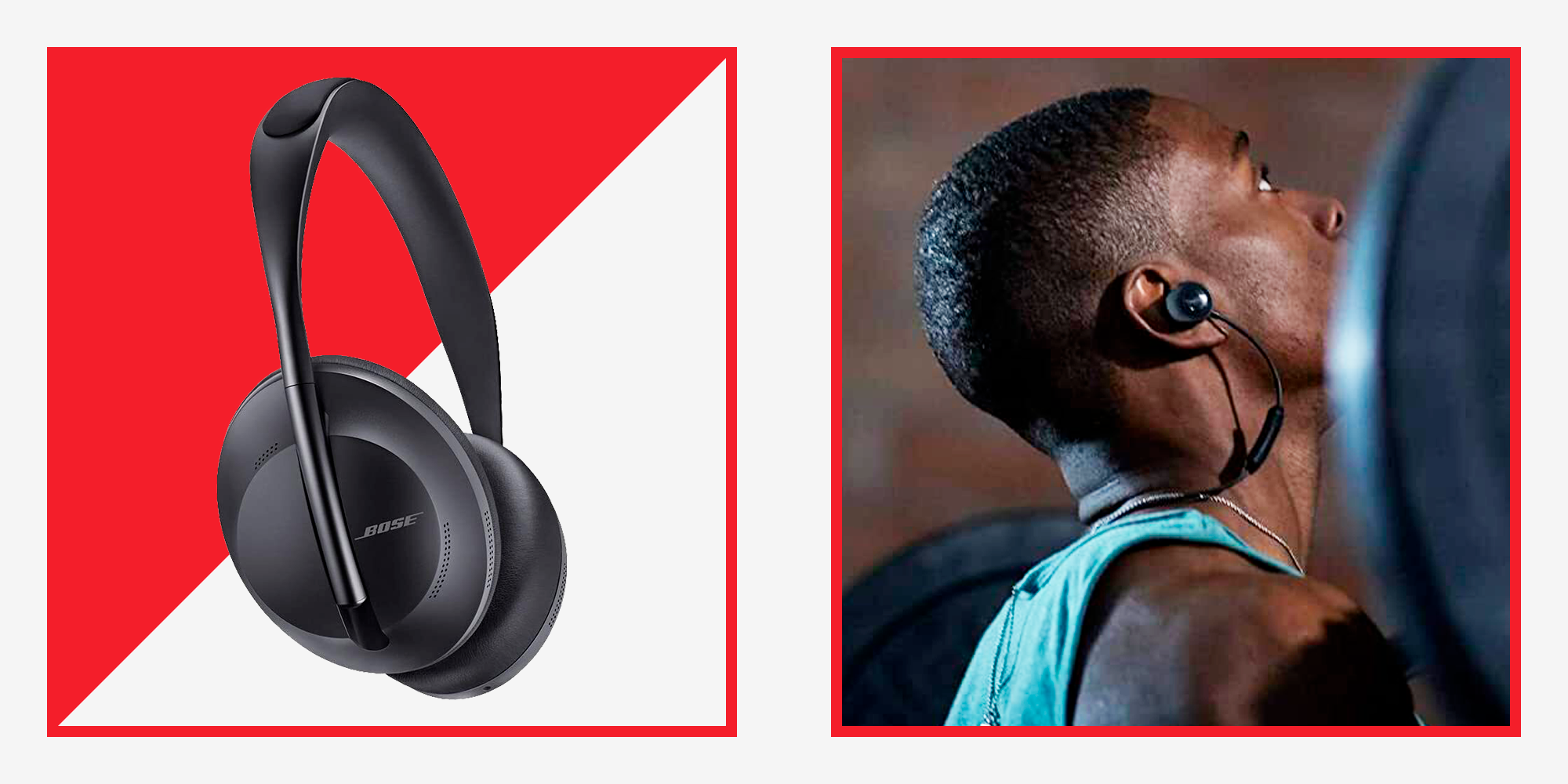 Amazon Is Having a Secret Sale on Top-Rated Bose Headphones Today