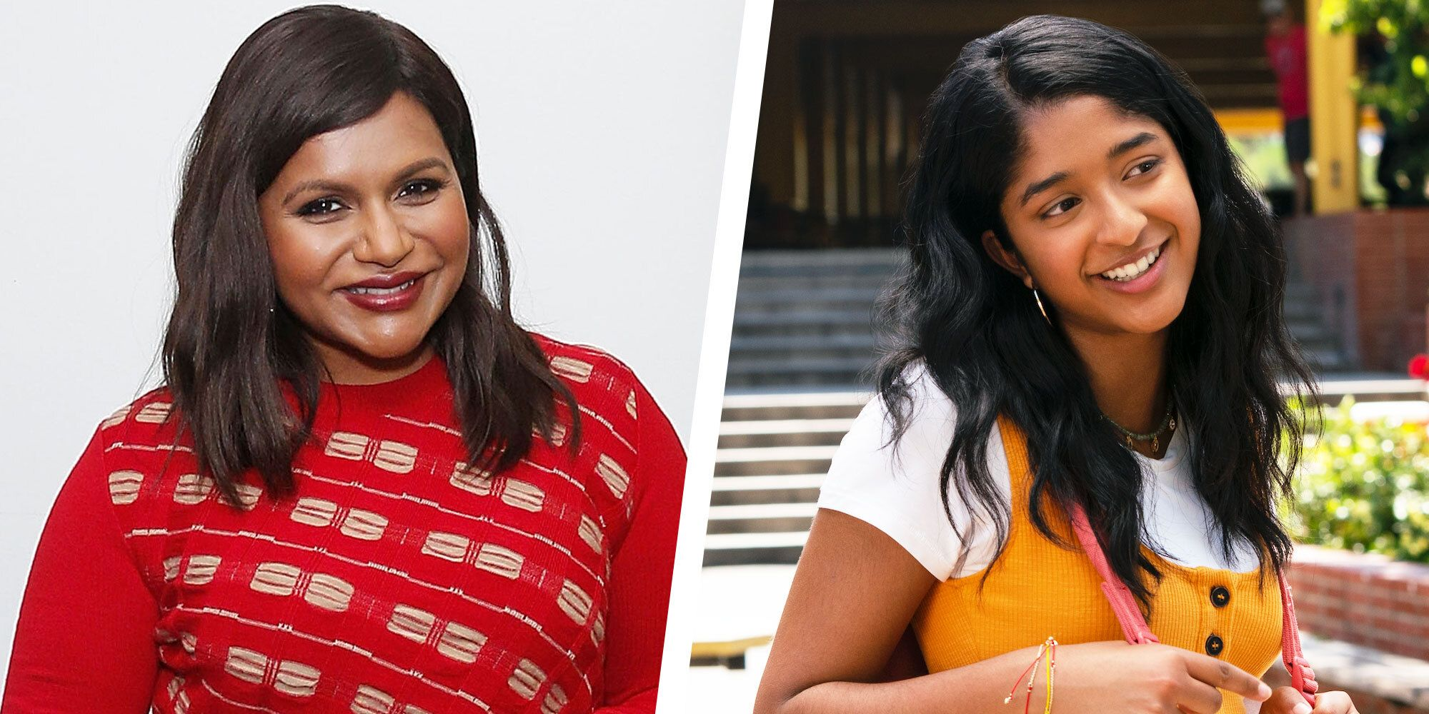 Is Never Have I Ever Based On The True Story Of Mindy Kaling S Real Life