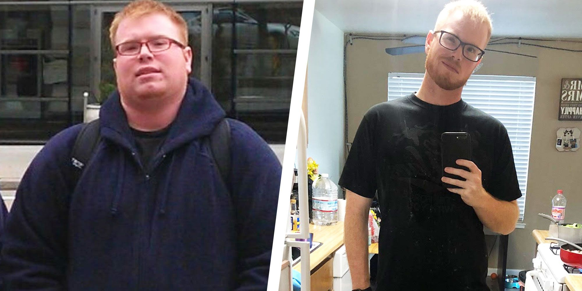 How the Keto Diet and Running Helped This Guy Lose More Than 130 Pounds