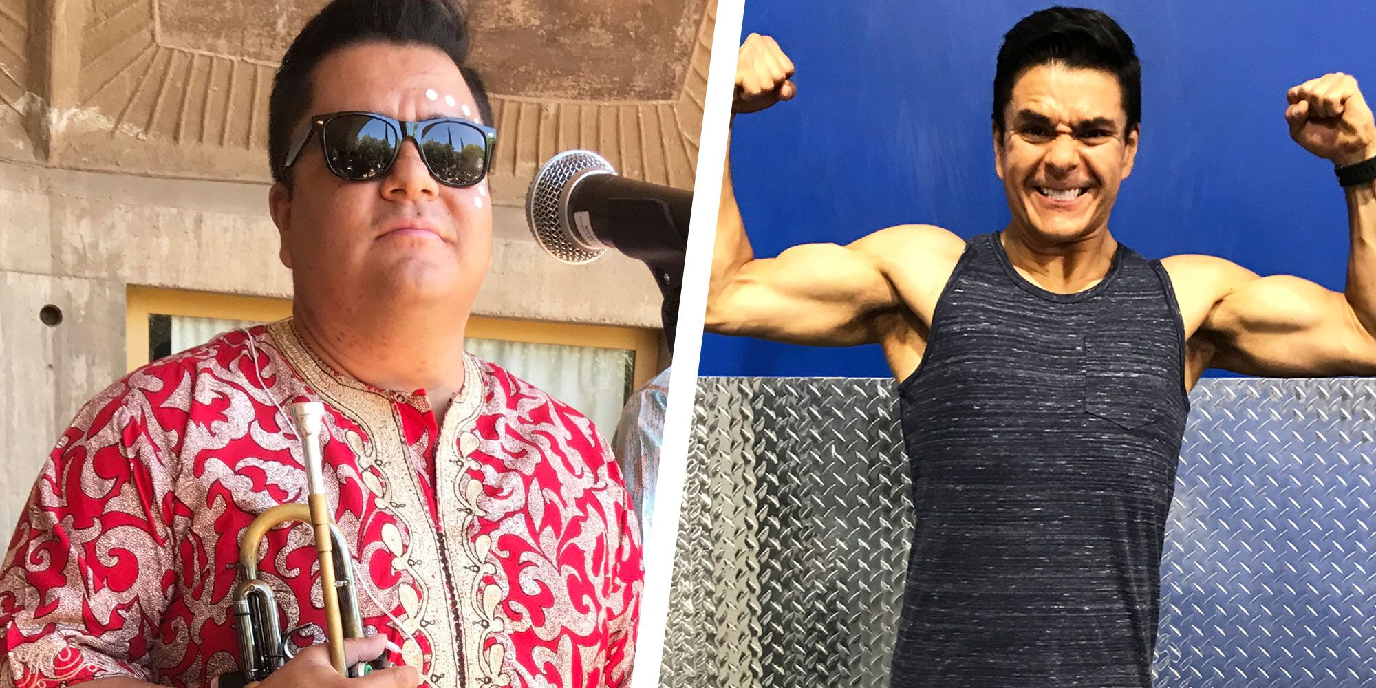 How Meal Prep and HIIT Classes Helped This Guy Get Ripped at Age 37