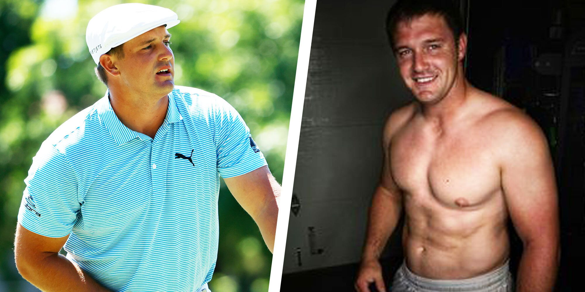 Golfer Bryson DeChambeau Explains How Gaining 20 Pounds of Muscle Transformed His Game