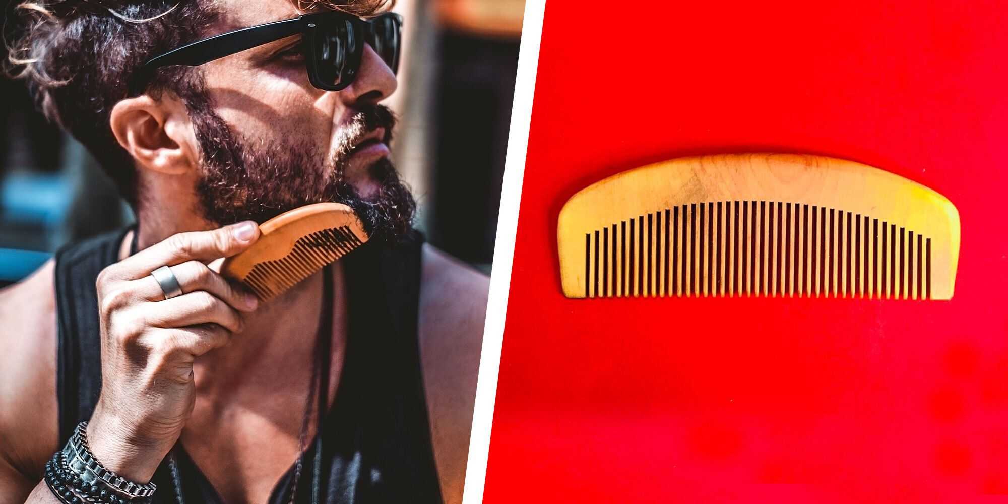 The 7 Best Beard Combs to Style Your Quarantine Beards.