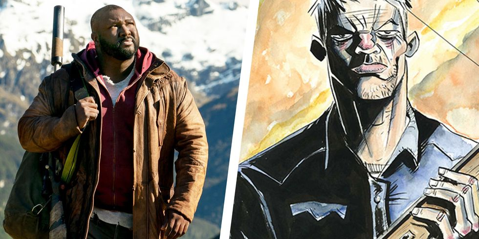 How Netflix's <em>Sweet Tooth</em> Characters Compare to the DC Comic