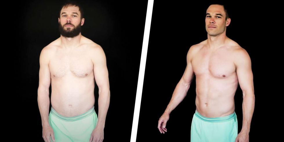 Olympic Runner Nick Symmonds Shared the Training Plan He Used to Get Shredded in 30 Days thumbnail