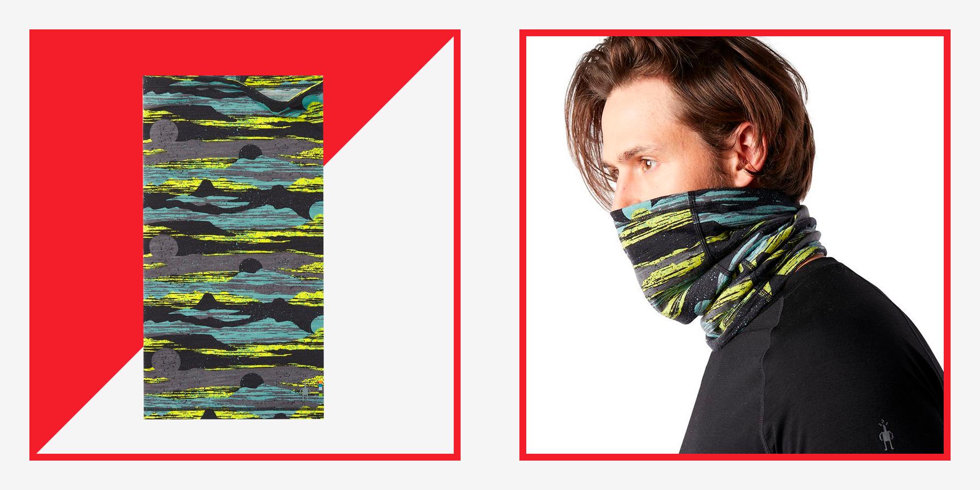 UNC Tar Heels Kids Neck Gaiter Summer Bandana Cool Face Scarf Headband for Children Outdoors mask
