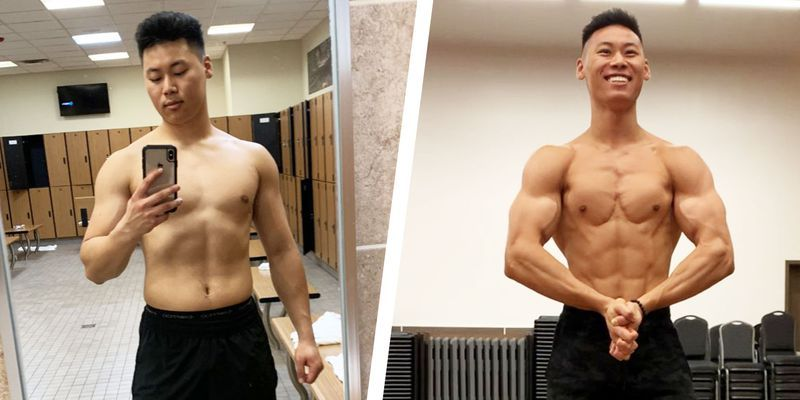 These Small Changes Helped This Guy Lose 50 Pounds and Get Shredded