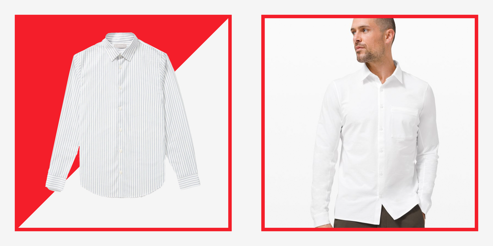 The 25 Best Men's Dress Shirts to Make You Feel Cool and Confident