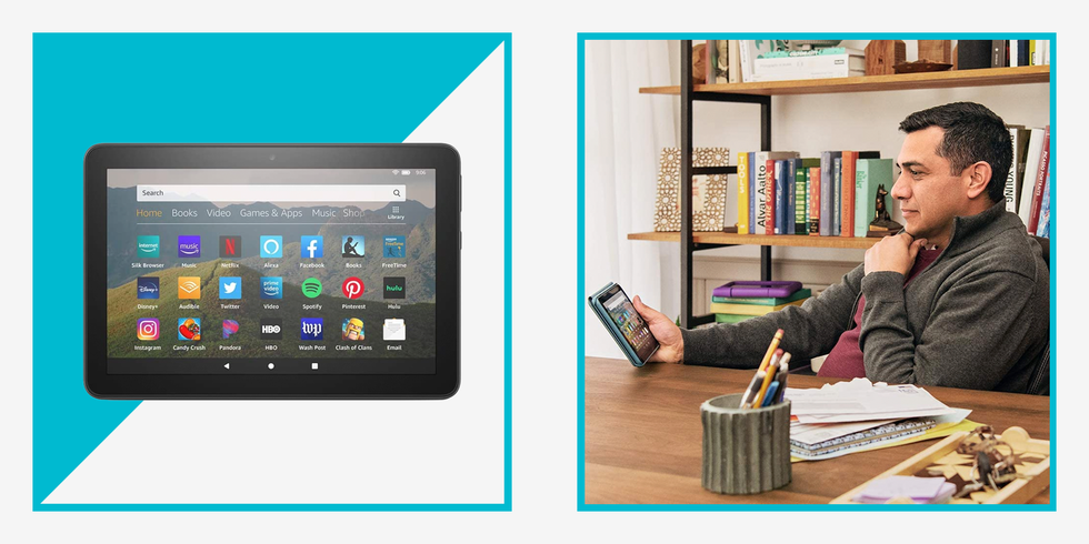 Amazon's Best-Selling Fire Tablets Are on Sale Right Now thumbnail