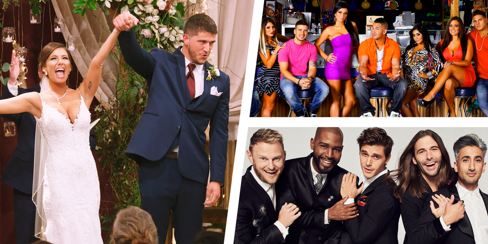 The 30 Best Reality Shows of All Time, According to Our Editors thumbnail