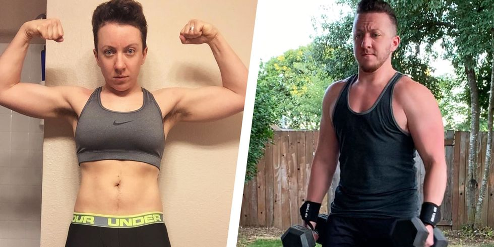 After I Transitioned, I Built the Body I Always Wanted thumbnail