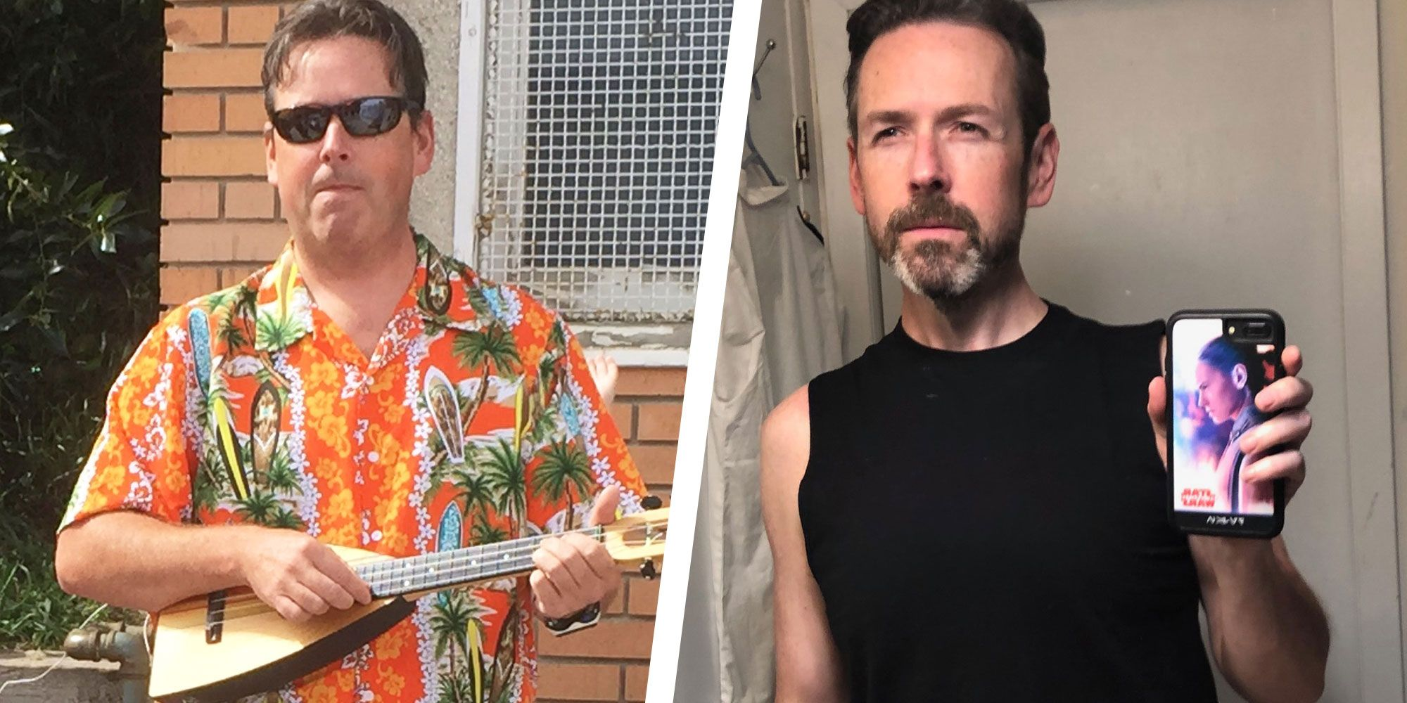 A Few Easy Diet Tweaks Helped This Guy Lose 75 Pounds—and His Dad Bod