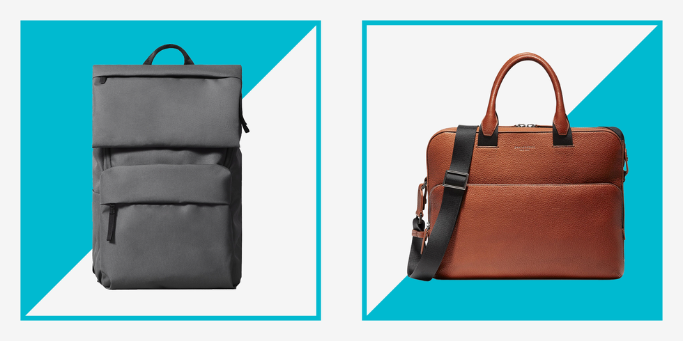 The 15 Best Laptop Bags for Men to Take on All Their Travels thumbnail