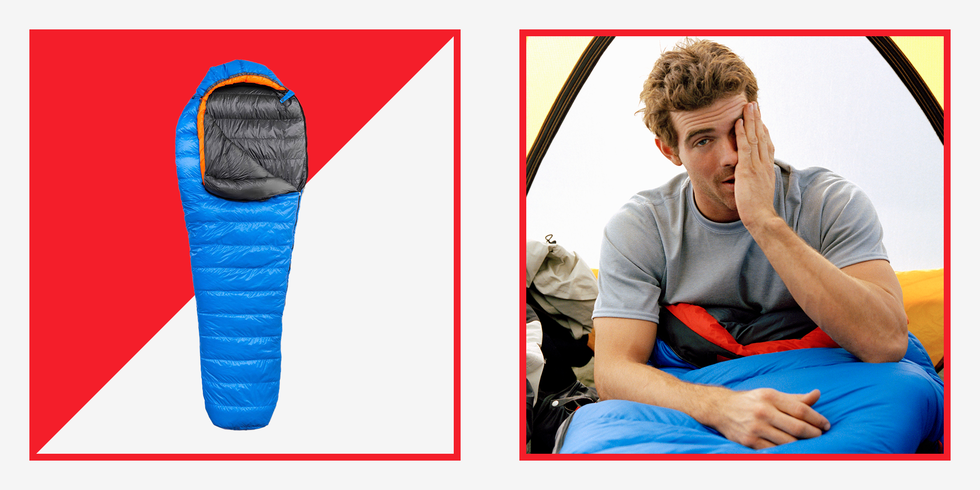 The 10 Best Backpacking Sleeping Bags for Any Guy's Budget thumbnail