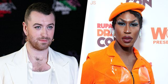 nonbinary celebrities sam smith and shea coulee