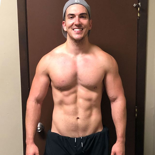 This Guy Revamped His Diet to Lose 35 Pounds and Get Ripped