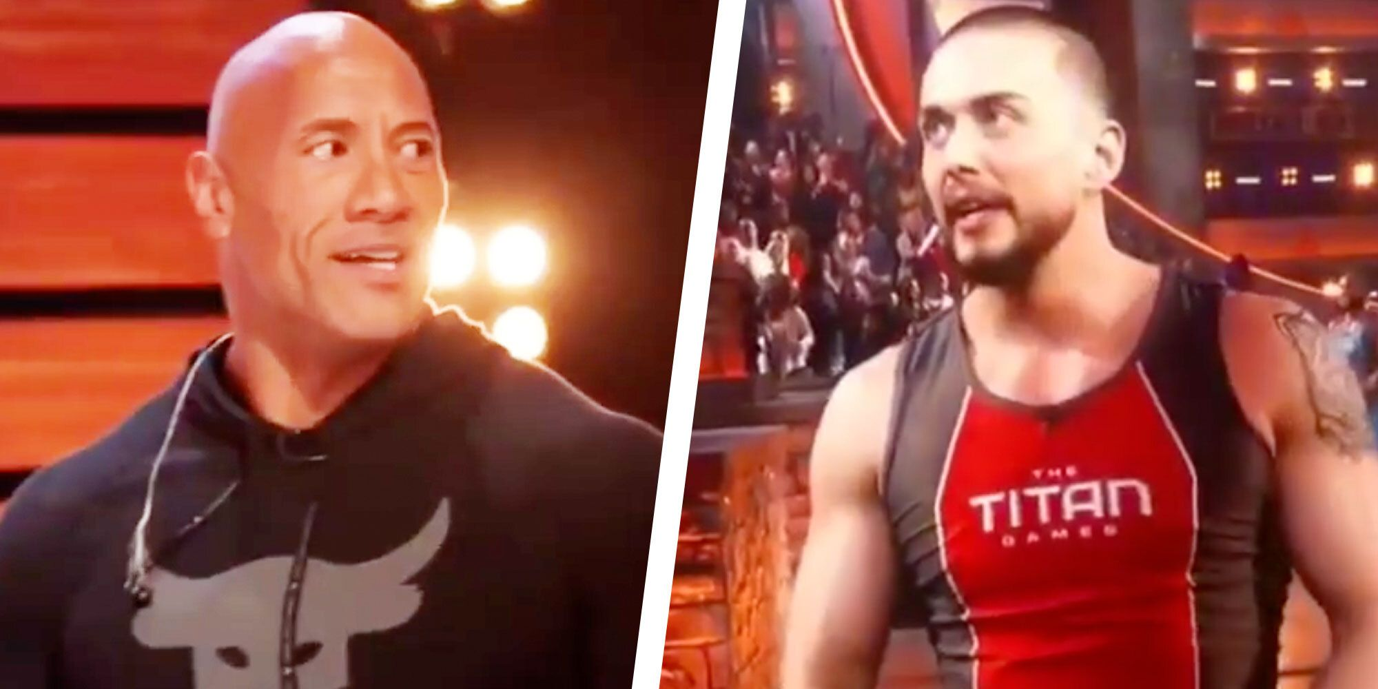 The Rock Praises Trans 'Titan Games' Athlete Mitch Harrison: 'You Are Breaking Barriers'