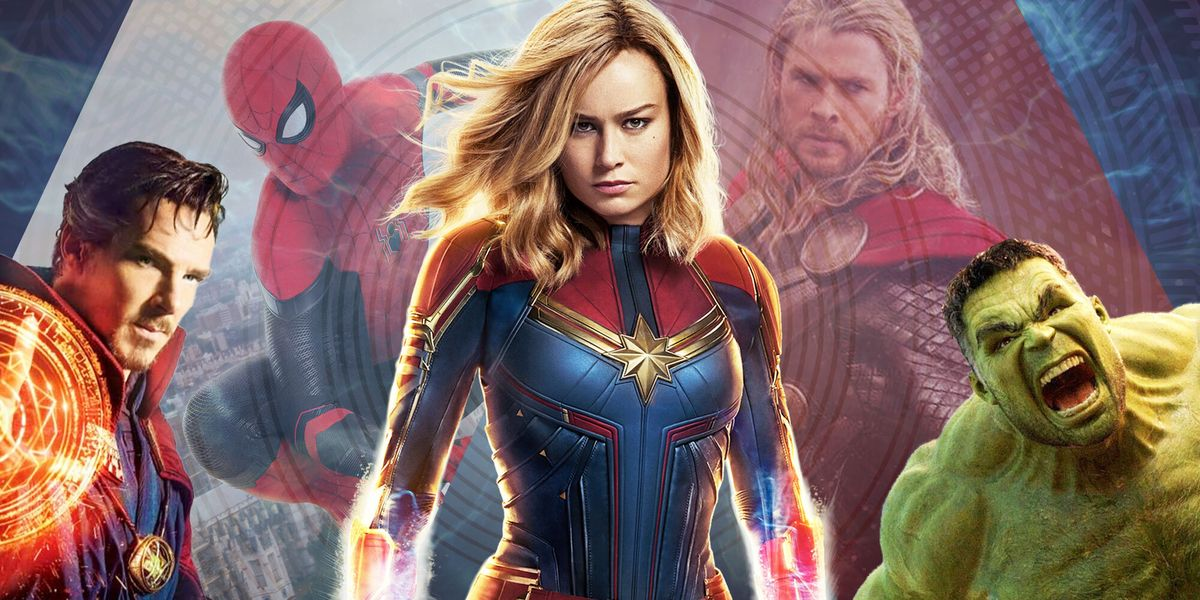 A Detailed Look at Every Upcoming MCU Movie and TV Series