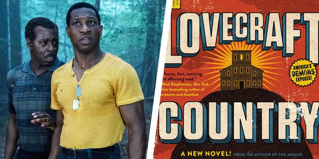 lovecraft country book tv show differences