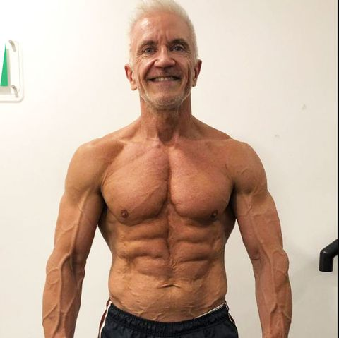 This Guy Went From Being Out Of Shape To Champion Bodybuilder